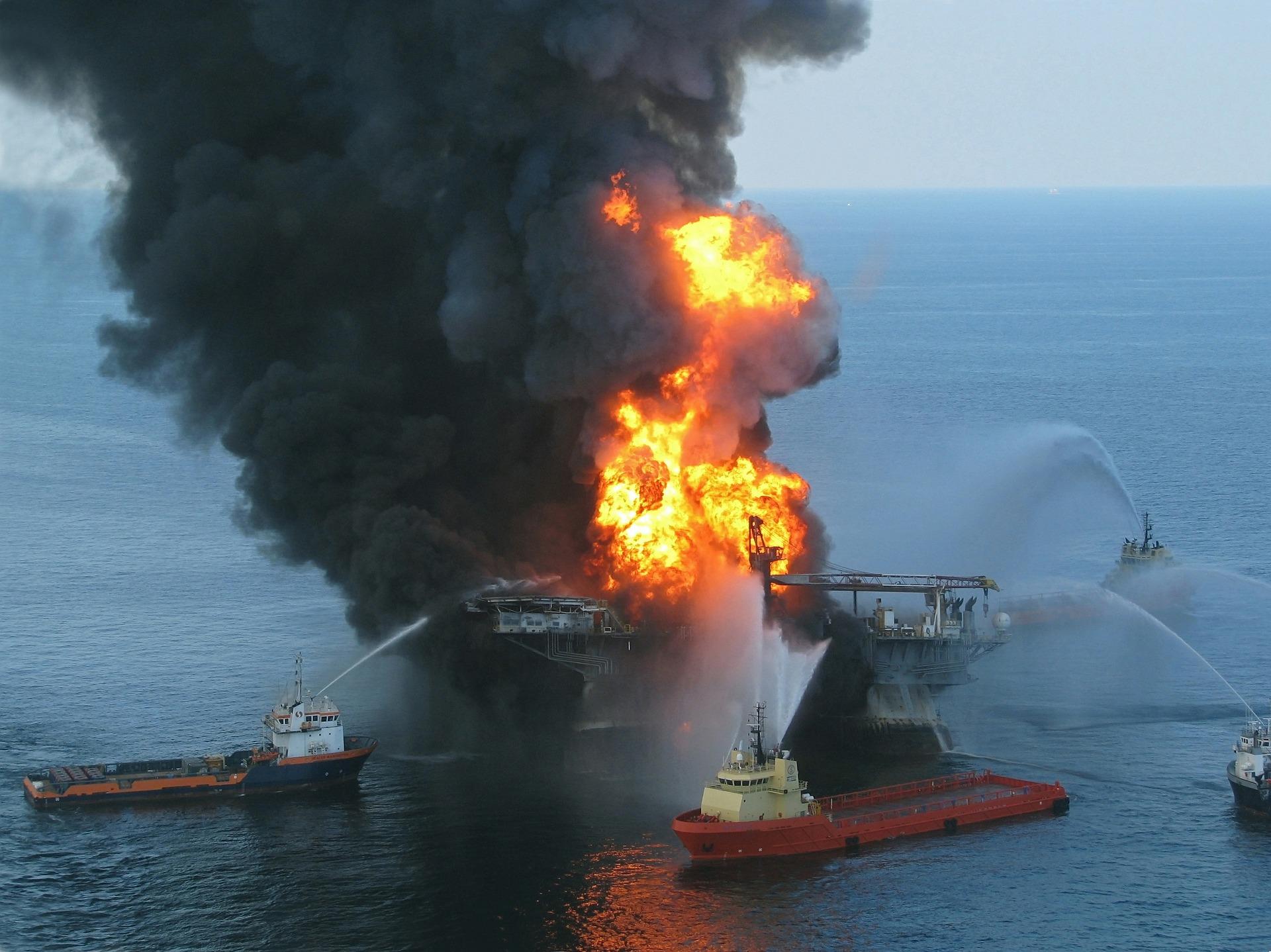 Risk Management Oil Rig